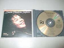 Lynette Hawkins Stephens - Walkingin the Light (CD) 11 Tracks - Nr Mint - Rare