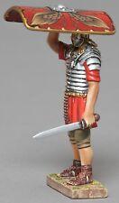 THOMAS GUNN ROMAN EMPIRE ROM070 LEGIONNAIRE SHIELD OVER HEAD SWORD LEFT MIB