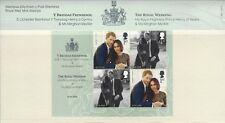 2018 GB QE2 ROYAL MAIL STAMP PRESENTATION PACK NO M24 ROYAL WEDDING HARRY MEGHAN