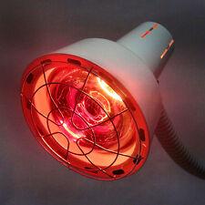 Chauffage tdp mineral lampe infrarouge lointain soulagement douleur chaleur lampe minuteur corps relax spa