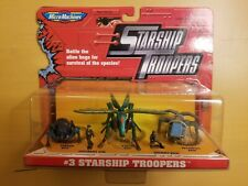Starship Troopers Micro Machines Collection 3 NIB NIP MOC Galoob