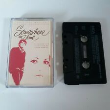 SOMEWHERE IN TIME SOUNDTRACK CASSETTE TAPE COMPOSED BY JOHN BARRY MCA UK 1980