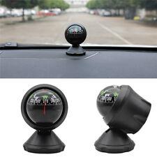 New Pocket Car Dashboard Compass Mini Ball Dash Mount Navigation Camping Hiking