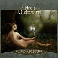 THE MOON AND THE NIGHTSPIRIT - OF DREAMS FORGOTTEN AND... (RE-RELEASE)  CD NEU