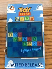 Disney Toy Story Passholder Pin