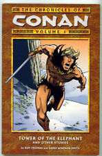 |•.•| THE CHRONICLES OF CONAN • Volume 1 • Tower Of The Elephant • Dark Horse