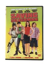 Saving Silverman Dvd 2001 Pg 13 Theatrical Version Widescreen Full Sc Jack Black
