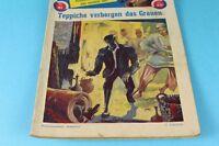 Frank Kenney - Roman - 2. Jhg. 1950 - Teppiche verbergen das Grauen - Nr 41 /S46