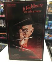 "Sideshow Collectibles A Nightmare on Elm Street Freddy Krueger 12"" Figure"