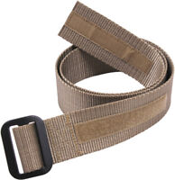 Coyote Brown AR-670-1 Compliant Military Heavy Duty Nylon Riggers Belt