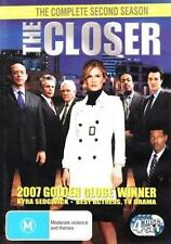 THE CLOSER : SEASON 2 : NEW DVD