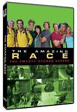 THE AMAZING RACE 22 (2013): Host - Phil Keoghan US TV Season Series - NEW DVD R1