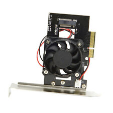 PCI-E 3.0 x4 Lane Host Adapter Converter Card M.2 NGFF M Key SSD to PCI Express