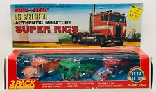 "Kmart Champ of the Road ""Super Rigs"" Set of Three"