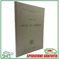 Libro Studi sul Marino Edoardo Taddeo critica letteraria storia letteratura