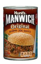 (2) Manwich Original Sloppy Joe Sauce 2-16 OZ Cans