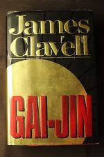 Gai-Jin by James Clavell Hardcover First Edition