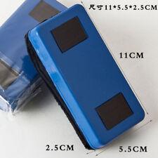 Magnetic Dry Erase Board Whiteboard Eraser White Board Cleaner Wisser Wipes Blue