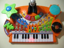 """17"""" VTech Electronic Keyboard Record & Learn Kidi Studio, tested works great"""