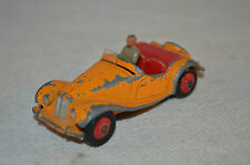 Dinky Toys 102 MG Midget sports in good original condition