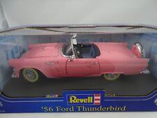 1:18 Revell #08804 FORD THUNDERBIRD 1956 ROSA - RAREZA§