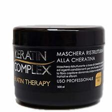 Kératine Therapy Masque pour cheveux restructurante à la kératine pour usage