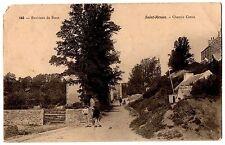 CPA 29 - SAINT RENAN (Finistère) - 146. Environs de Brest, Chemin Creux