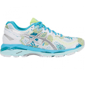 Asics Gel Kayano 23 LIMITED EDITION Running Sport Shoes Trainers white T6A5N0193