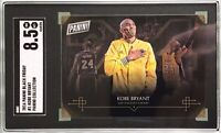 Kobe Bryant 2016 Panini Black Friday #1 Panini Collection SGC 8.8