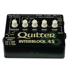 Quilter Labs Interblock 45, 45 Watt Pedal Sized Amplifier for sale
