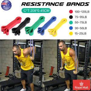 Resistance Bands Fitness Pull Up Training Elastic Bands For Gym Exercise Workout