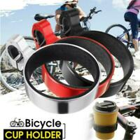 Motorcycle Bicycle Bike Water Cup Holder Drink Bottle Cup Mount Stand G3W8