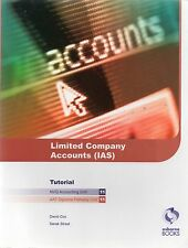 Società a responsabilità limitata Conti (IAS) Esercitazione di Derek Street, David Cox, Douglas meik