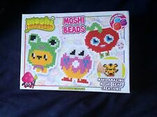 moshi monsters moshi beads 1400 beads creative toy new sealed 78636