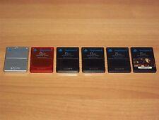 MEMORY CARD PS2 (ORIGINALE SONY) - OTTIME - PER COLLEZIONISTI!!!