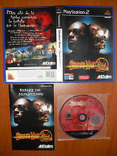 Shadow Man: Second 2econd Coming, PlayStation 2 PS2 PStwo, Pal-España ¡COMPLETO!