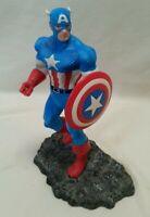 CAPTAIN AMERICA - Cap America Marvel Heroes Corgi Die Cast Figure 2006 0230/2500