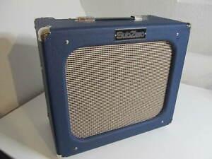 SubZero Valve 20R Hall Vollröhrencomo der verbesserte Blues Junior Fender Cover