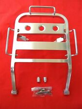 Honda CRF250L CRF250 Rear Rack Luggage Alloy 2012 2013 2014 2015 2016 2017 2018