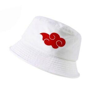 100% Cotton Japanese Akatsuki Logo cap Anime Naruto Dad Hat Uchiha Family print