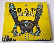 B.A.P BAP Japan 3rd Single NO MERCY CD+DVD Type A - K-Pop No Photocard