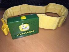 John Deer Toy Talking Belt Handyman Pre-owned