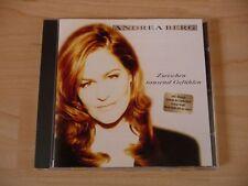 CD Andrea Berg - Zwischen tausend Gefühlen - 1998 incl. Insel der Nacht