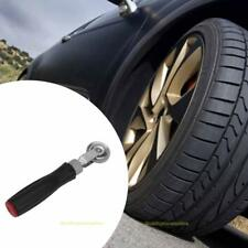 Portable Car Tire Repair Tool Metal Compaction Roller with Rubber Handle New