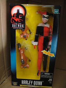 "DC Comics 1998 HARLEY QUINN 12"" FIGURE MOC NEW Batman Joker Animated 1/6 Scale"
