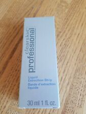 AVON CLEARSKIN PROFESSIONAL LIQUID EXTRACTION STRIP 1 FL. 0Z. - FREE SHIPPING
