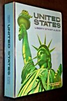 CatalinaStamps: US Stamp Collection in Harris Liberty Album, 2245 Stamps, D391