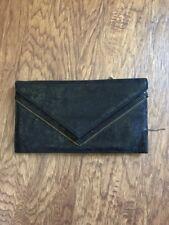 Matt & Nat Compact Envelope Vegan Wallet Clutch Black