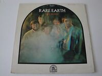 RARE EARTH GET READY VINYL LP  ORIGINAL 1969 RARE EARTH RECORDS RS 507 STEREO