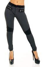 Markenlose Karottenschnitt Damen-Hosen